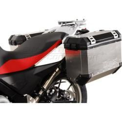 Soporte lateral Quick-Lock Evo Bmw F 650 Gs Dakar Sw Motech