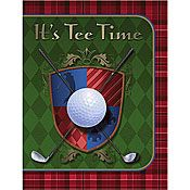 Tee Time Golf Invitations
