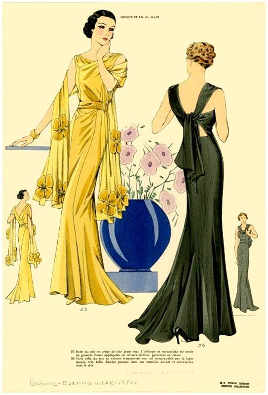 1930 год мода в россии фото