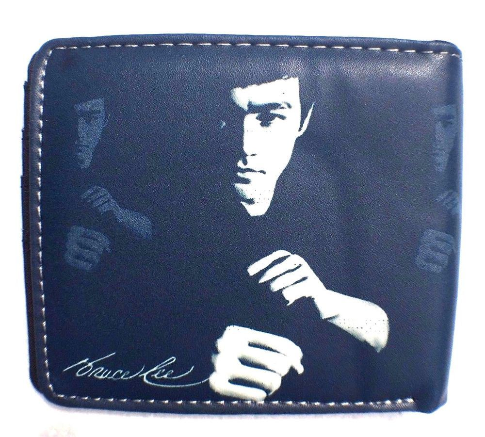 Karate master Kung Fu style art wallet collection Karate style 5 pocket wallet #MMA