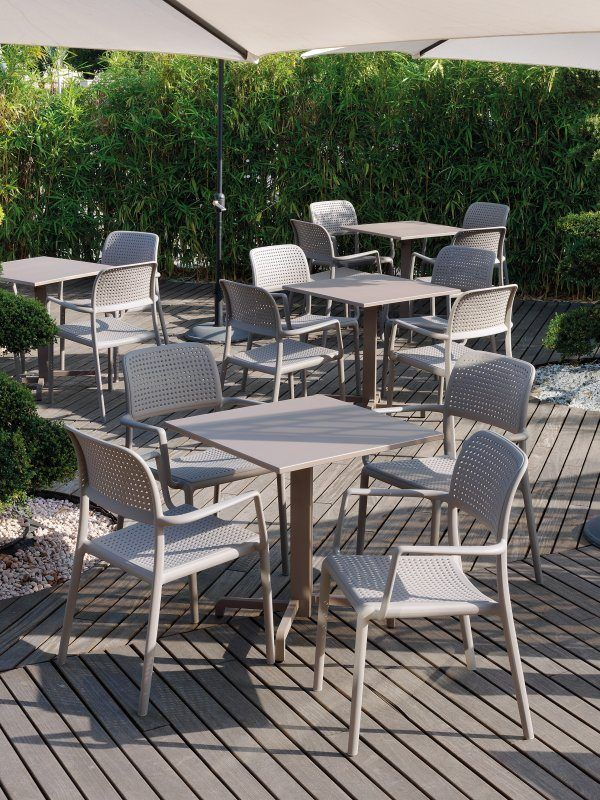 Durel Table Top 800 Hospitality Furniture NZ Modern