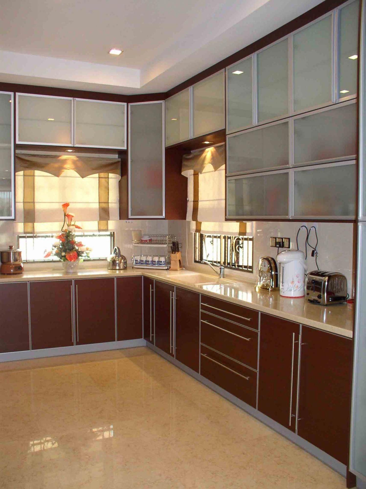Your Pinspiration for modular kitchen designs in India ...