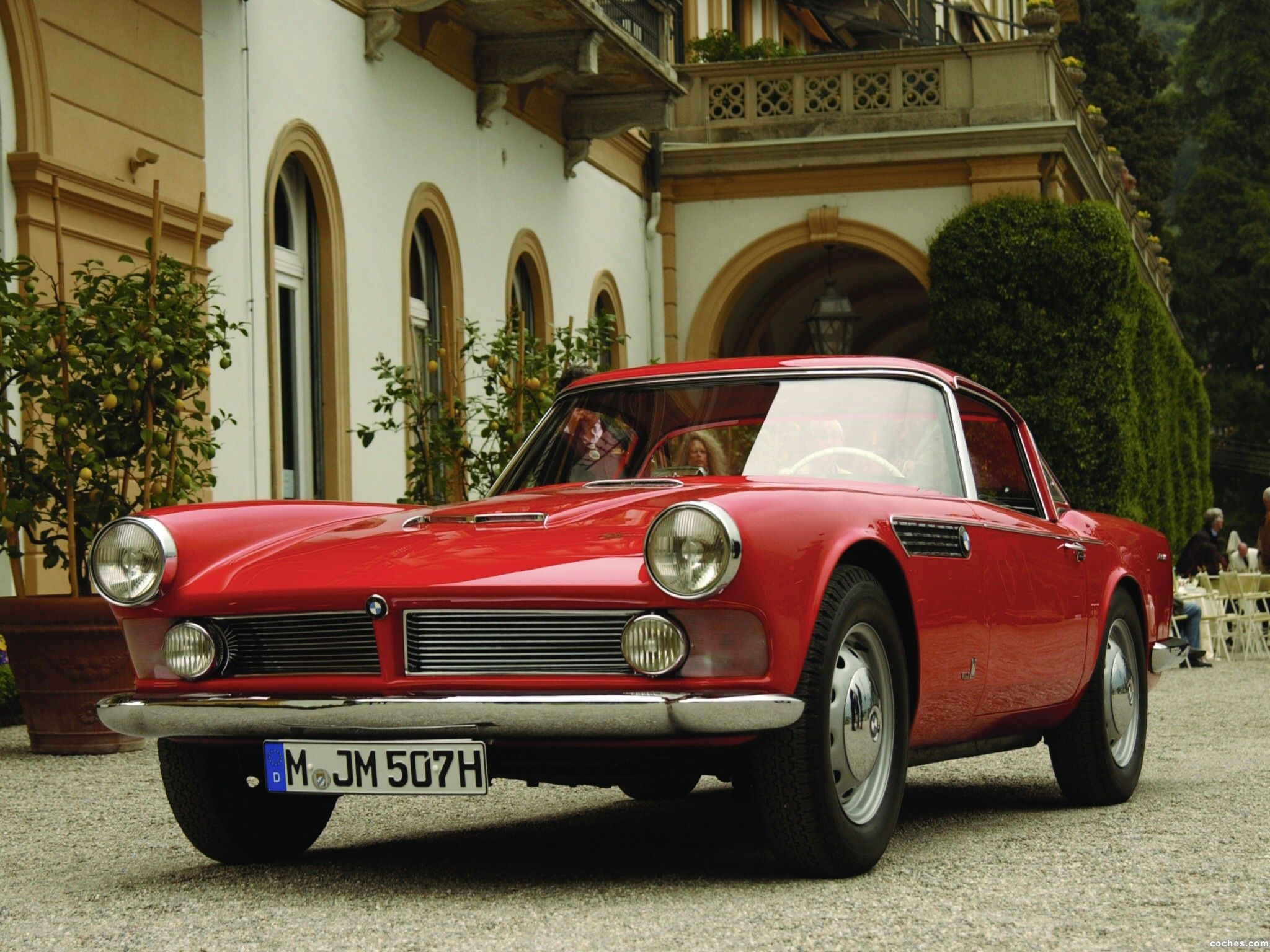 BMW 507 1955 | Ride with style | Pinterest | BMW and Cars