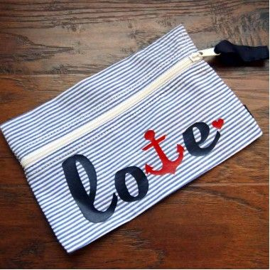 Anchor Love Bag