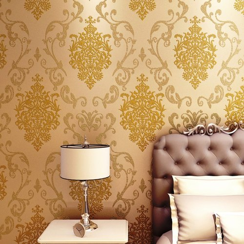 Pin By Mohammad On My Saves In 2020 Vinyl Wallpaper Patterned Vinyl Royal Pattern