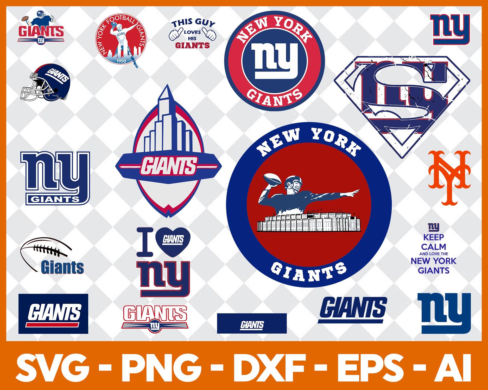 New York Giants Svg, Sport Svg, Hockey Team Svg, FootBall