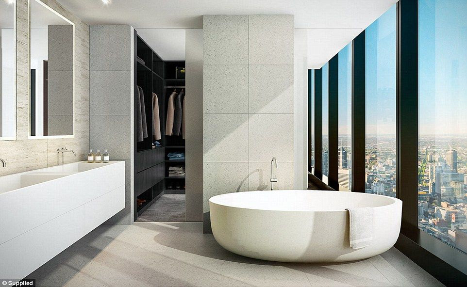 Penthouse in the clouds: Luxury apartment sells for record $25m ...