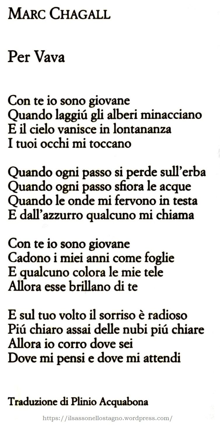 poesie sull amore