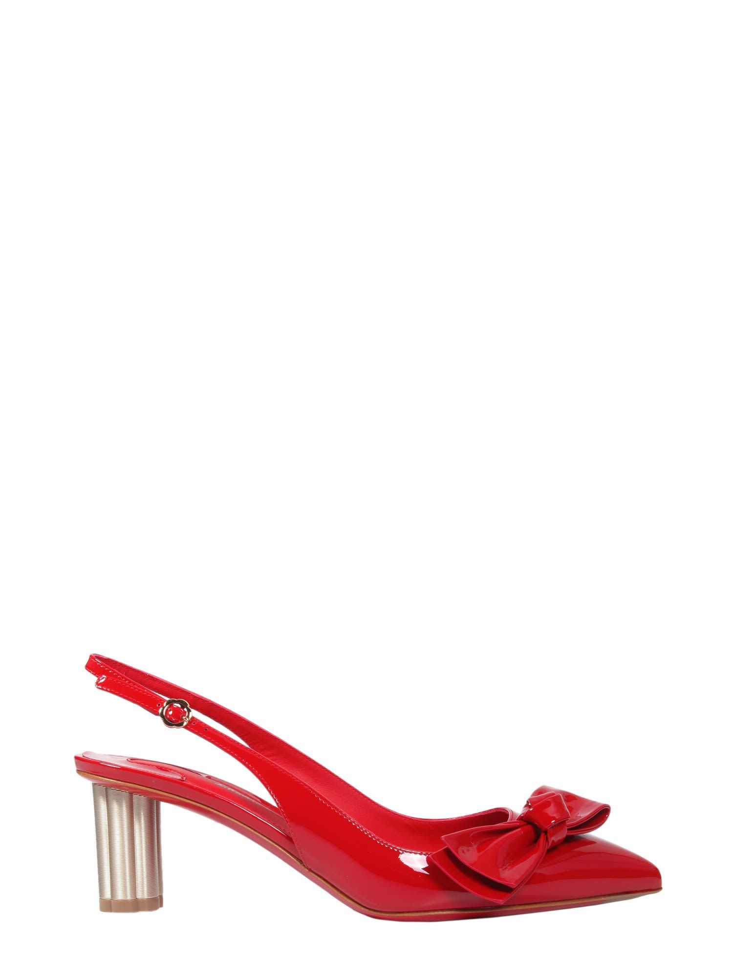 Salvatore Ferragamo Slingback Décolleté Huge Surprise With Paypal Free Shipping YHQItD