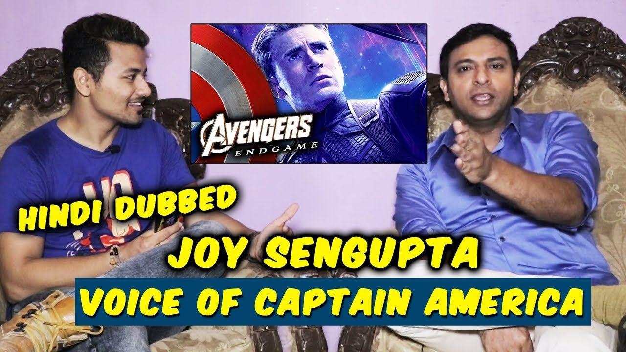 Buy Avengers Endgame Voice Of Captain America Hindi Dubbed