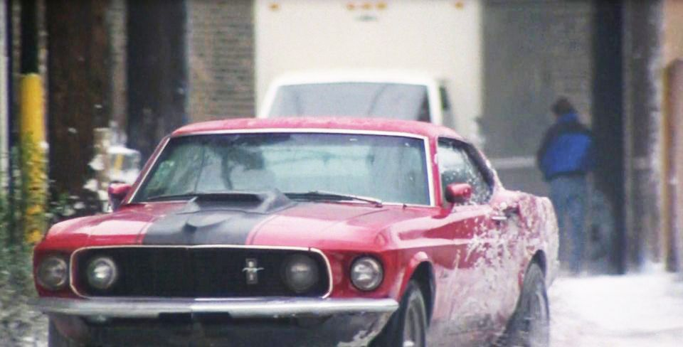 Running Scared 1969 Mustang Mustang Ford Mustang Ford Mustang 1969