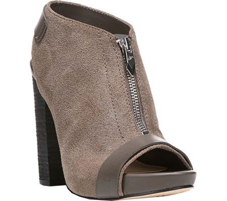 Fergie Footwear Rowley Sandal - Grey Leather - FREE Shipping & Exchanges   Shoebuy.com