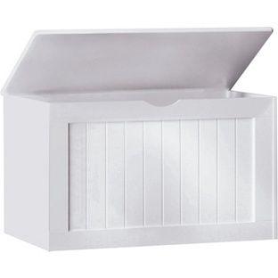 Shaker Blanket Box White At Argos Co Uk Your Online