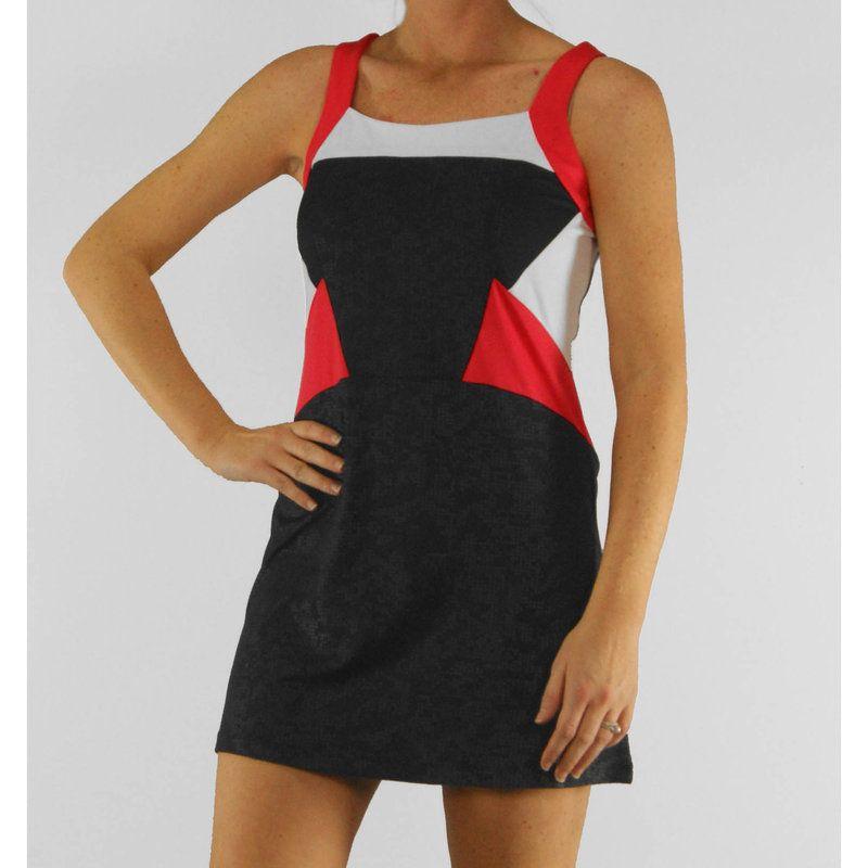 Tail Top Notch Dress