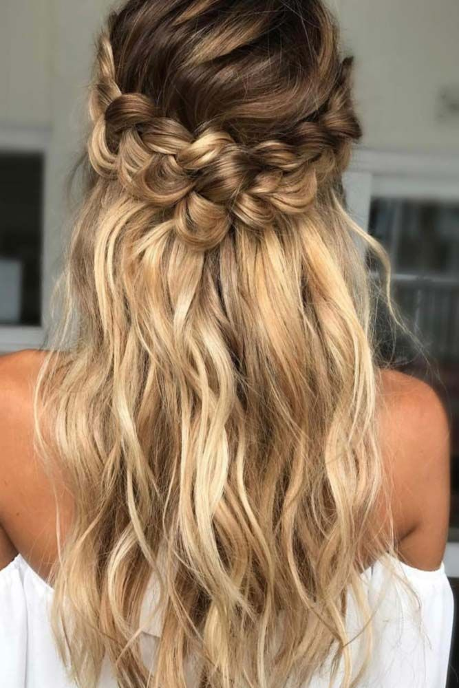 17 Cute And Romantic Layered Hairstyle Ideas For Long Hair Hair
