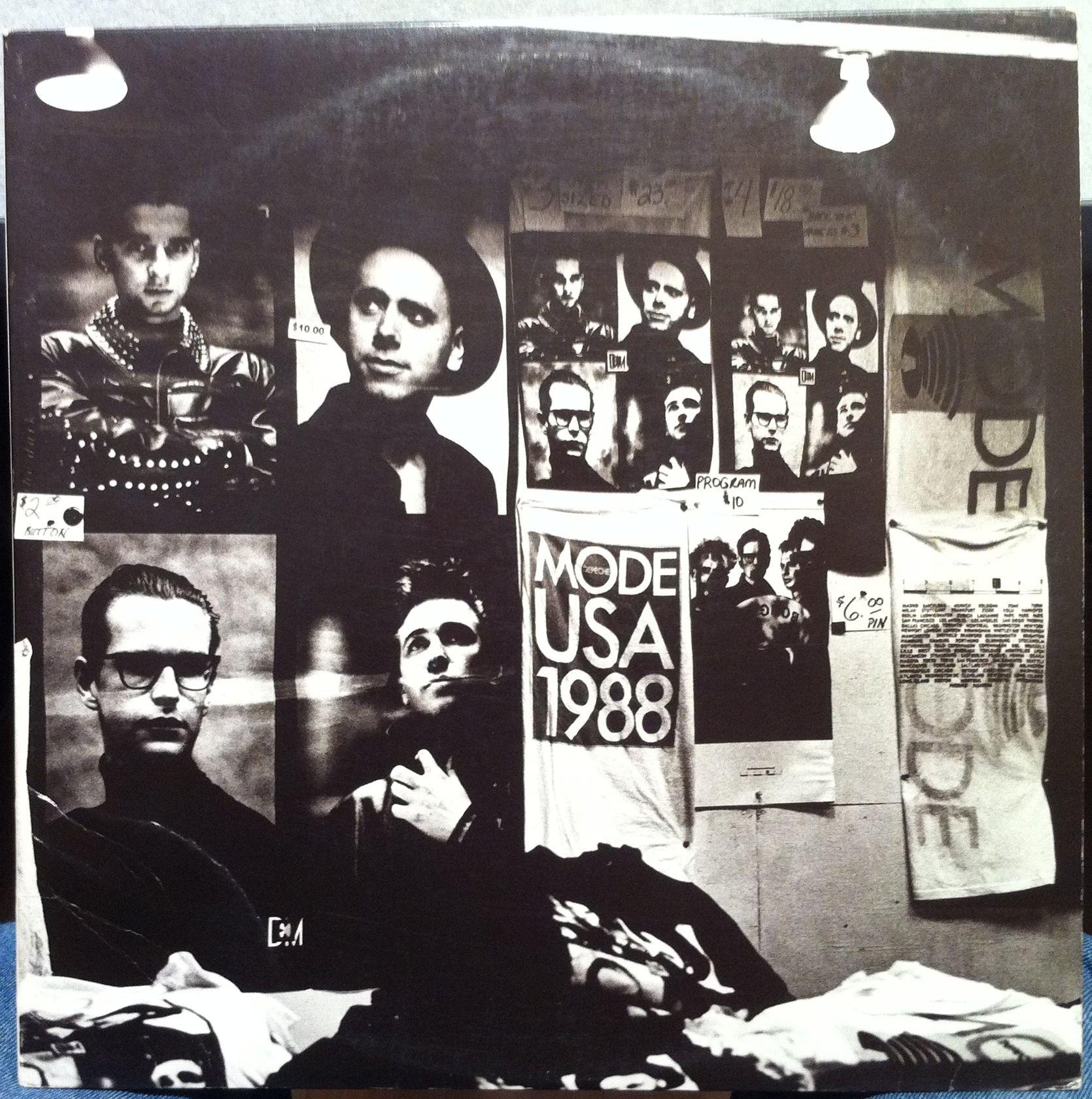 Depeche Mode 101 Depeche Mode Artistas Bandas
