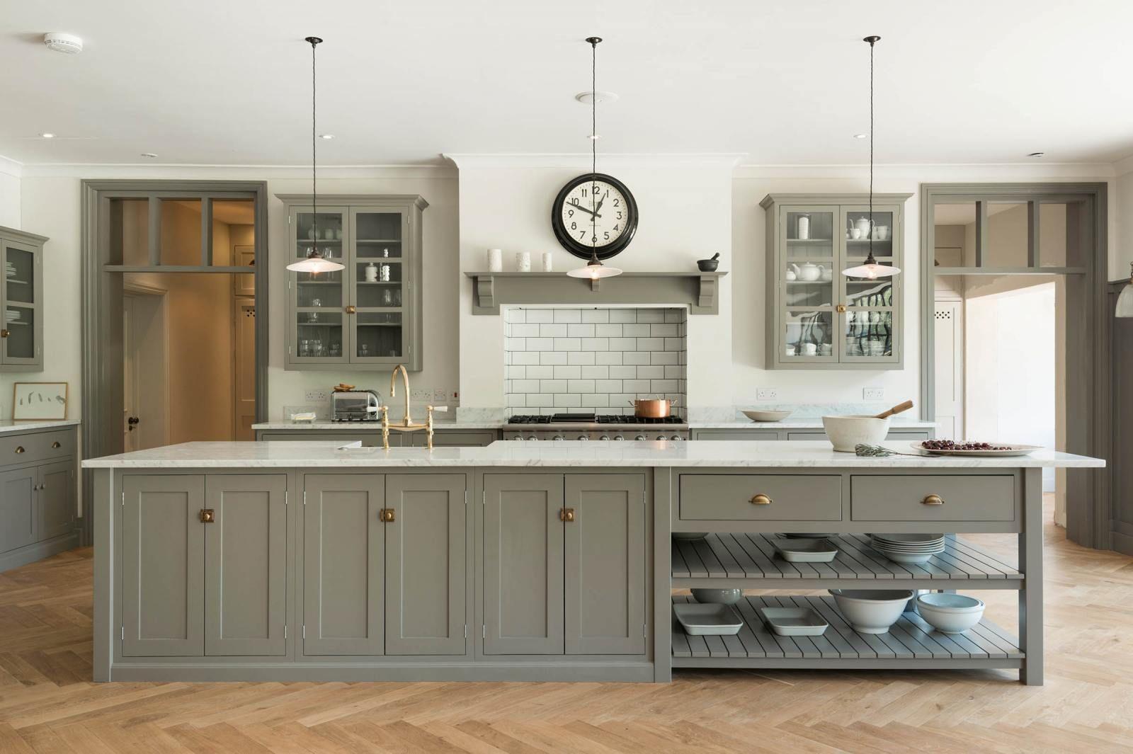 The Queens Park Kitchen Devol Kitchens Shaker Kitchen