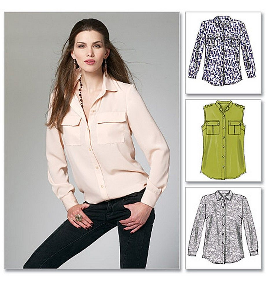 McCalls 6436 | Sewing patterns | Pinterest