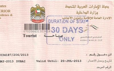 How Long Does It Take To Get Dubai Visa