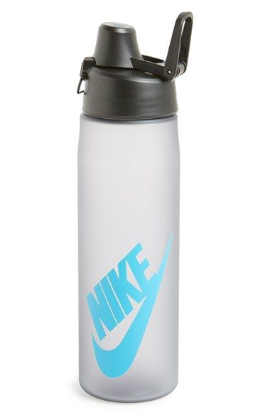 Nike Futura Flip Top Water Bottle Available At Nordstrom