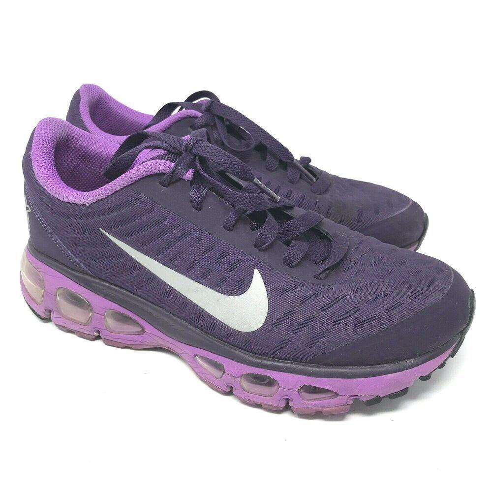 best service 12641 1ca56 Nike Air Max Tailwind 5 Womens Size 7.5 Purple 555415-505 ...