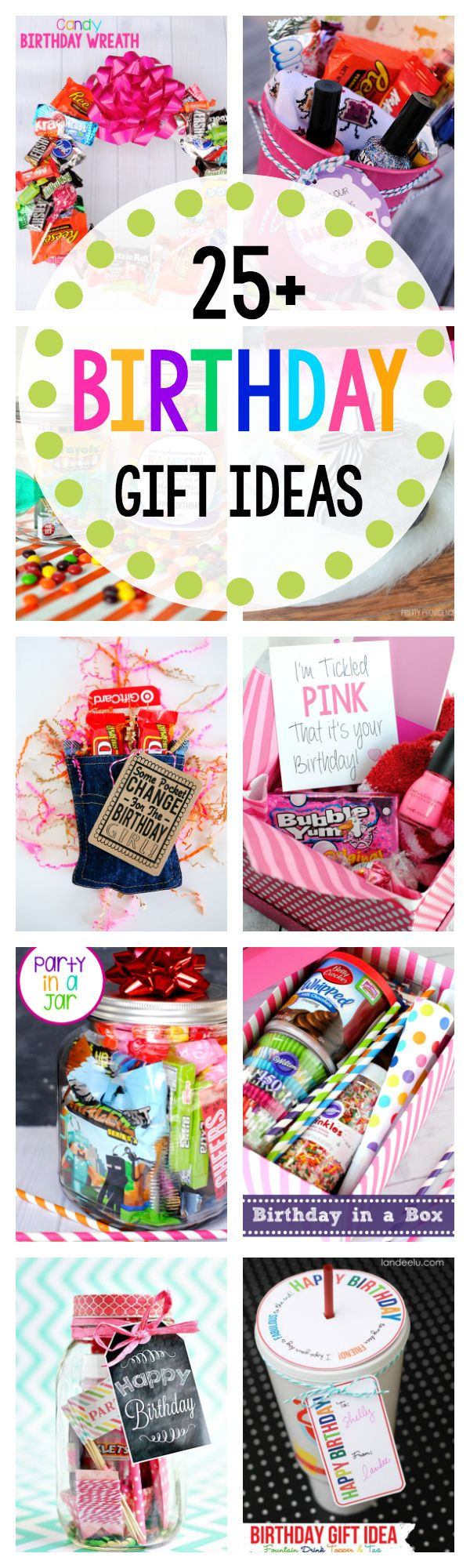25 Fun Birthday Gifts Ideas For Friends 25th Birthday Gifts Best Birthday Gifts Inexpensive Birthday Gifts