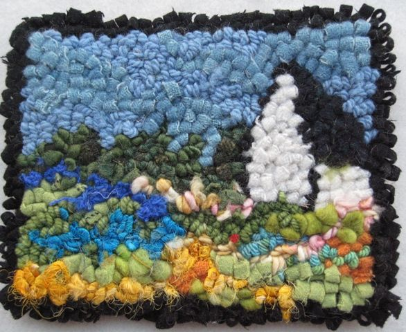 Rug Hooking U2013 Wikipedia. 17 Best Images About Deanne Fitzpatrick On  Pinterest | Sky, Cove And Cabbages
