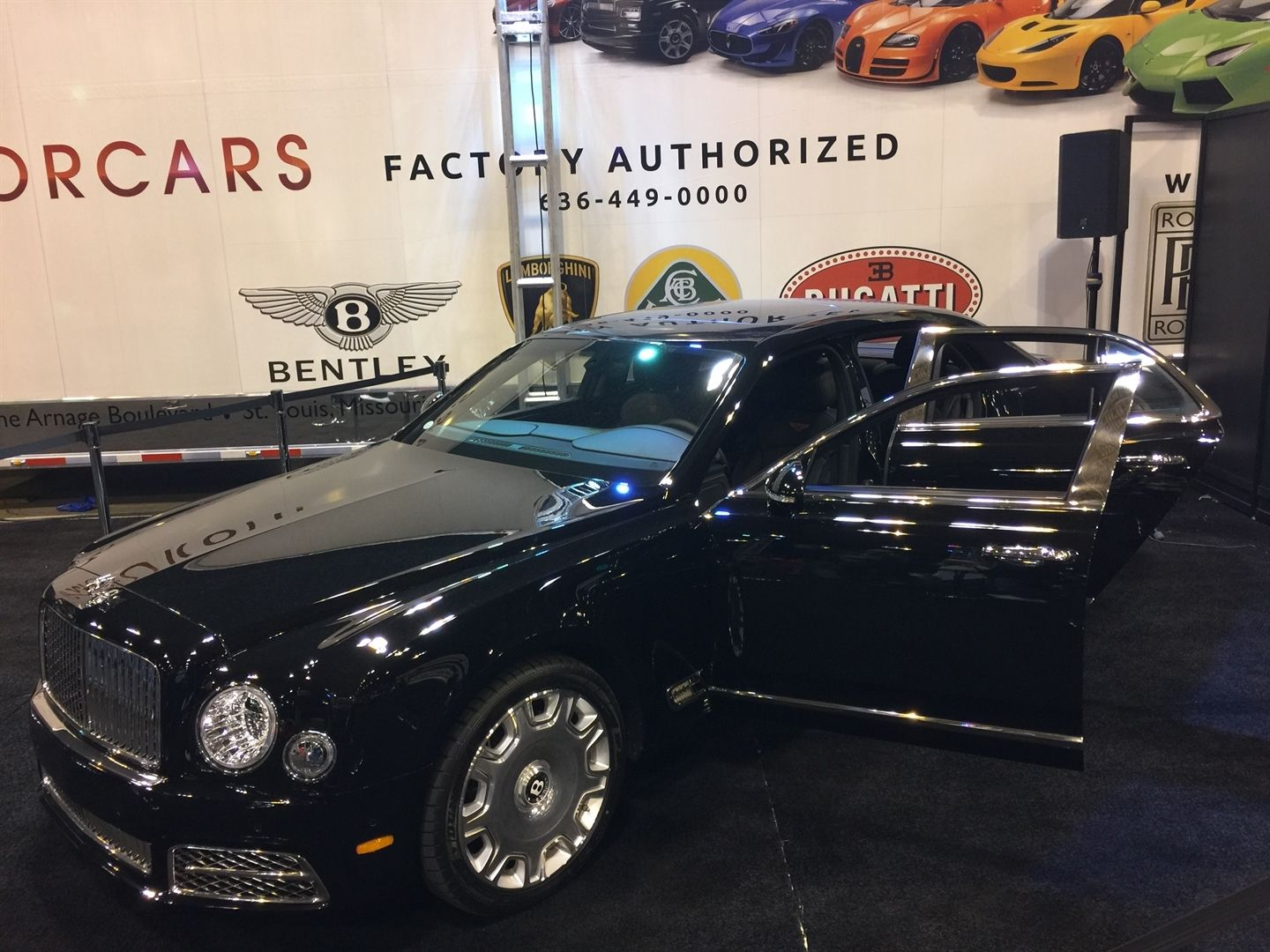 St. Louis Auto Show (With images) Bentley, Motor car, Auto