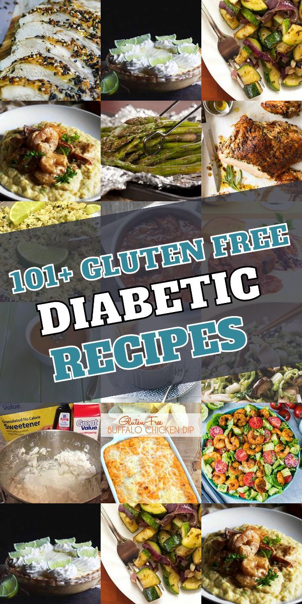 These are the 101 most delicious gluten free diabetic ...
