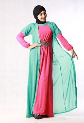 Contoh Baju Gamis Untuk Orang Gemuk Dan Pendek Model Baju Muslim