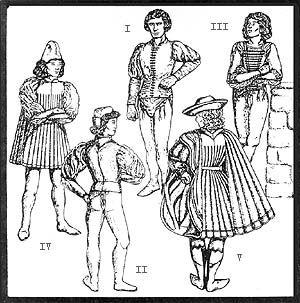 Voorbeelden van Crimeaanse mannenkleding