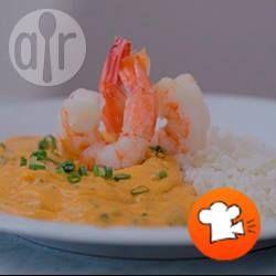 Camarão na moranga   Projeto Cozinha @ allrecipes.com.br