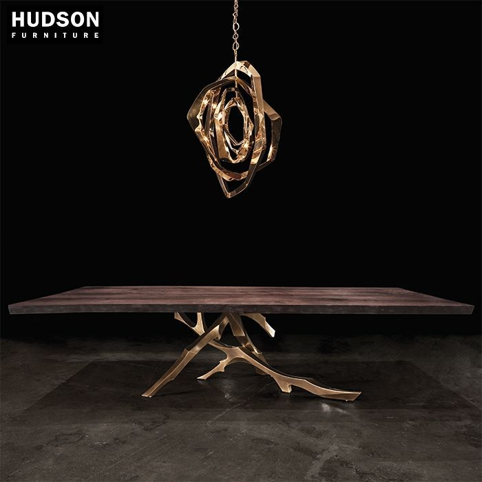 Table And Light Future Hudson Furniture Furniture Dining Table