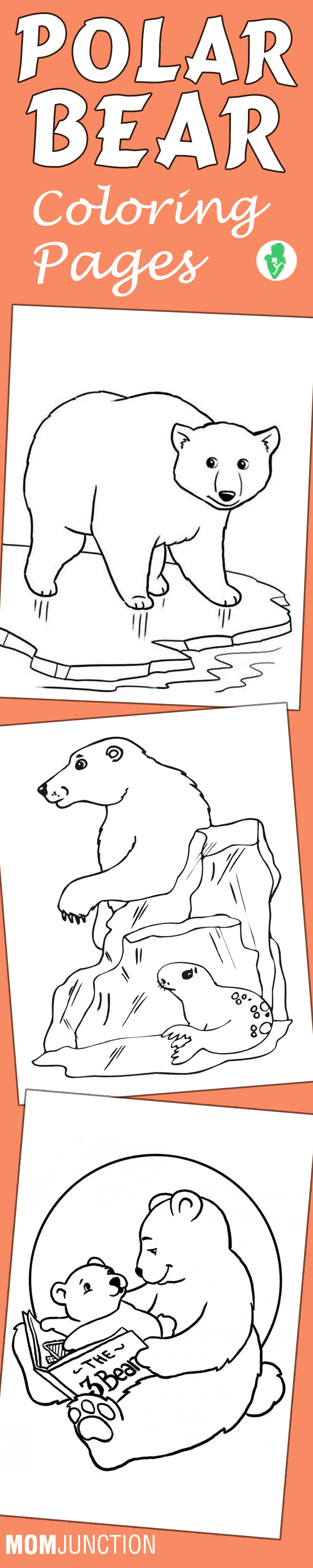 top 10 free printable polar bear coloring pages online animals coloring pages polar bear. Black Bedroom Furniture Sets. Home Design Ideas