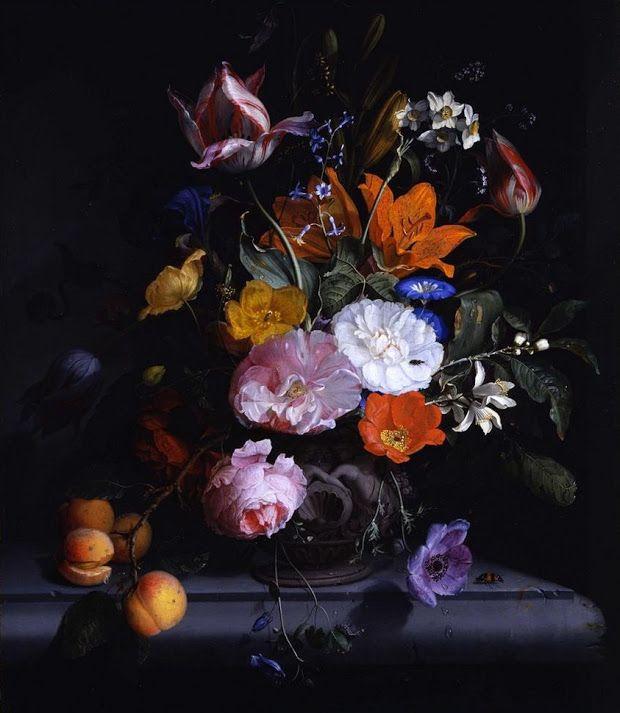JACOB VAN WALSCAPELLE (DORDRECHT 1644 - AMSTERDAM 1727