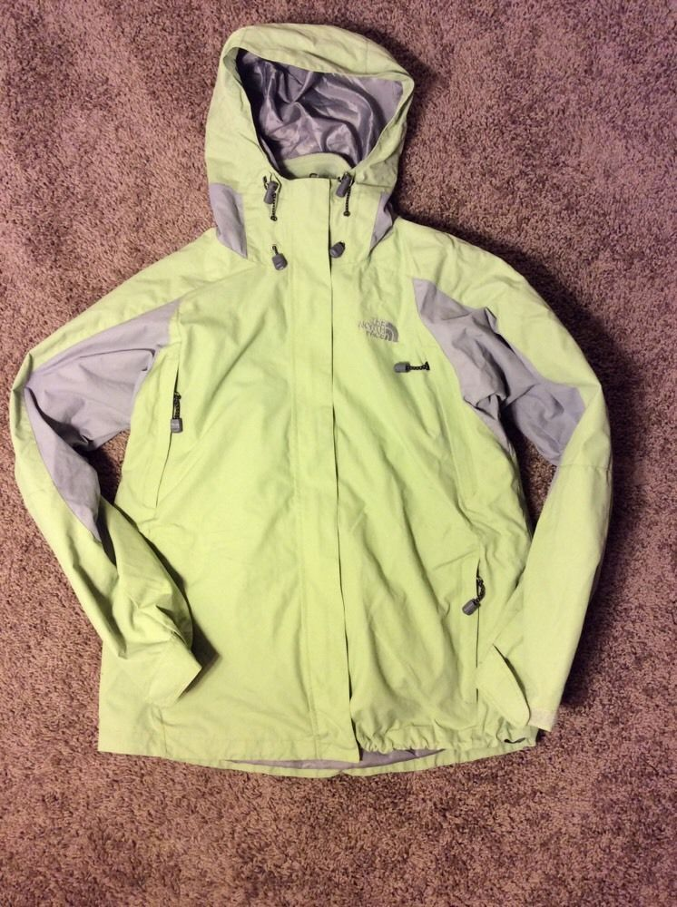 The North Face Summit Series Waterproof Breathable Green