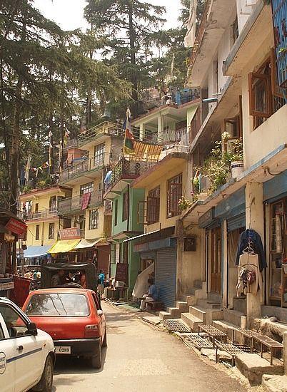 Street in McLeod Ganj