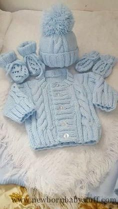 Photo of free knitted baby sweater patterns for boys | Free Knitting Pattern for a Baby S… –  #Baby …