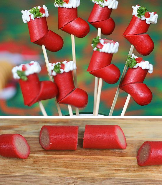 Ideas For Kids Christmas Party Part - 27: 26 Easy Christmas Party Food Ideas For Kids