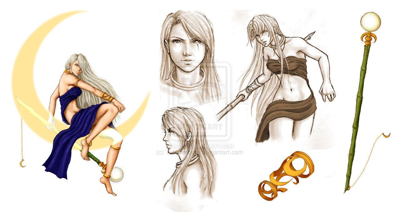Mayari Tagalog Goddess of the Moon | Philippine mythology