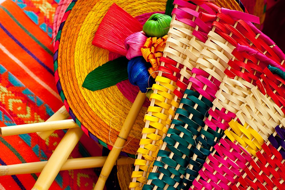 A very nice picture of handcraft from Yucatan, Mexico ;)