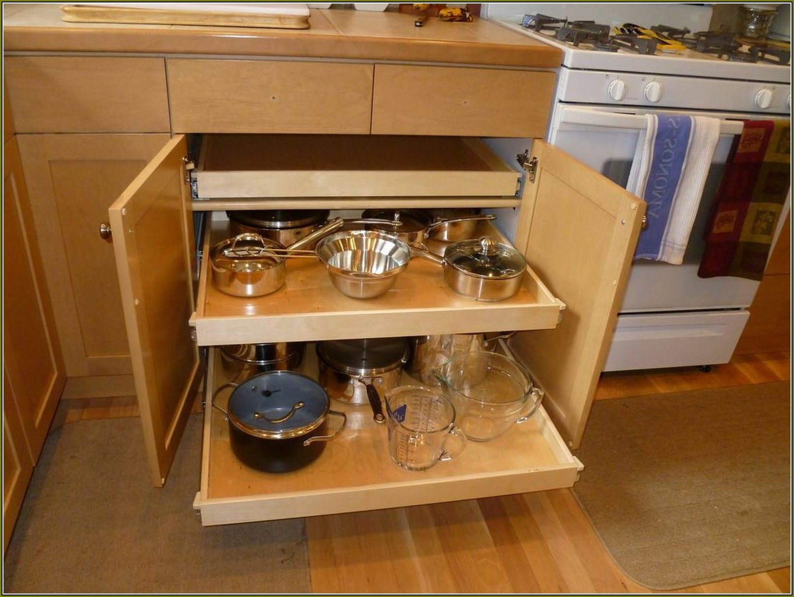 Your Home Improvements Refference Lowes Cabinet Pull Out Drawers Tall Wood Pantry With Adjule Shelves For Kitchen