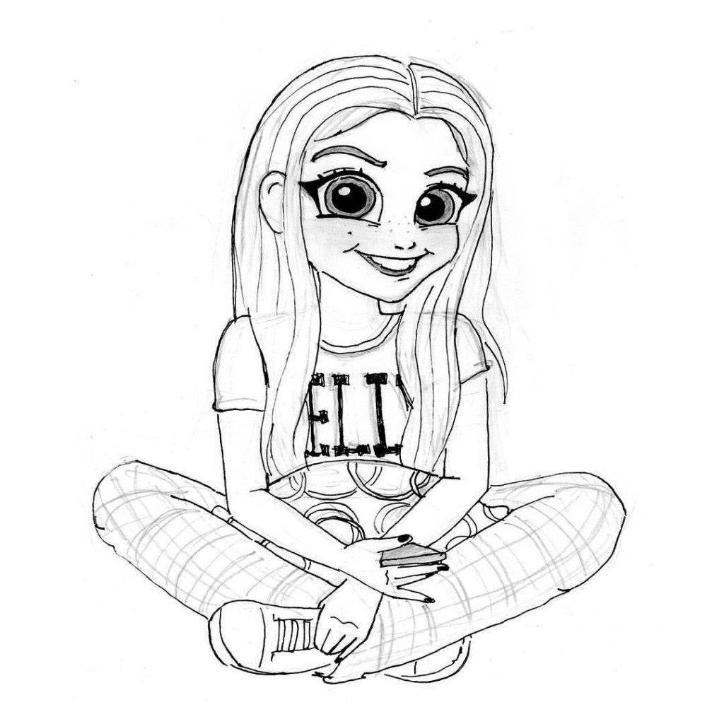 Dibujos De Princesas Para Colorear Soy Luna Dibujos Tumblr Para