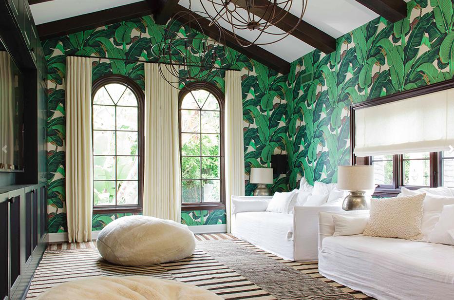 Iconic Always Stunning Palms Wallpaper Reith Design