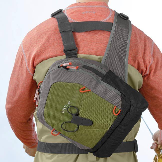 Fishing Sling Safe Passage Magnum Sling Pack Orvis Sling Pack Fly Gear Orvis