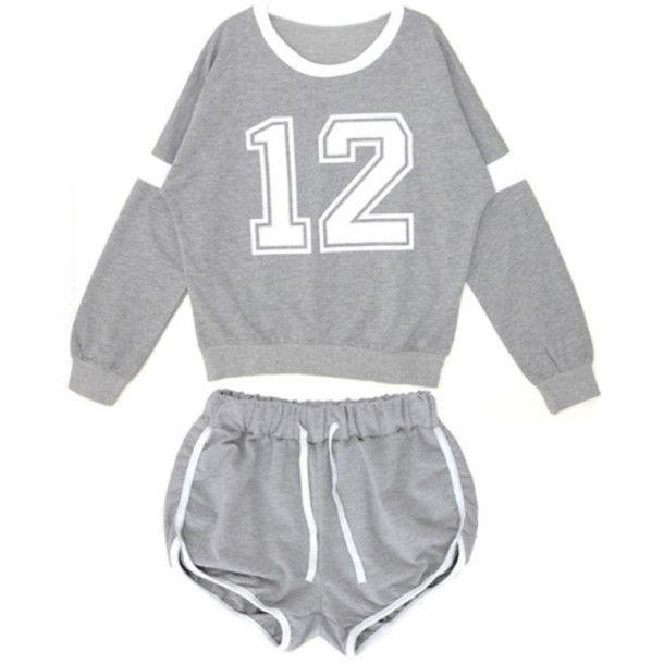 Sweater | High schools, Grey and Pajamas