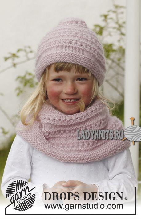 Вязать на спицах для детей шапочки 118