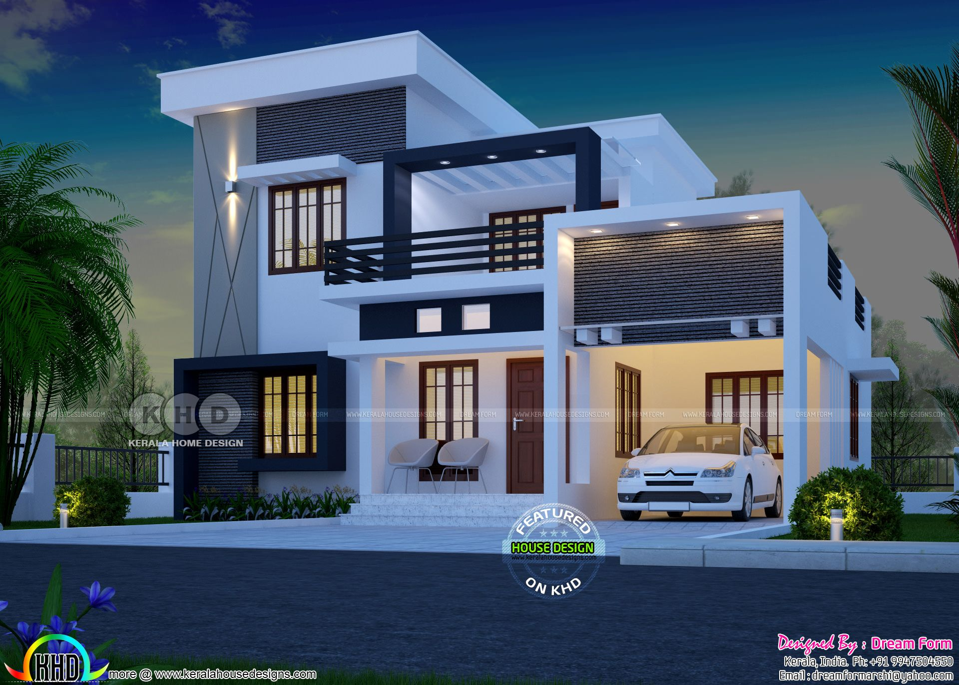 2018 Kerala Home Design And Floor Plans 2018 Kerala Home D Best Representatio Kerala House Design New Home Construction Small House Elevation Design