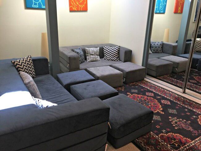 Creating a Teen Hangout Space