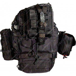 The Elect | PreppersEdge.com | We created The Elect as a totally customizable Bug-Out-Bag. You can follow our specialized recommendations for each category, but in the end, you custom design a superior bag to meet YOUR needs.